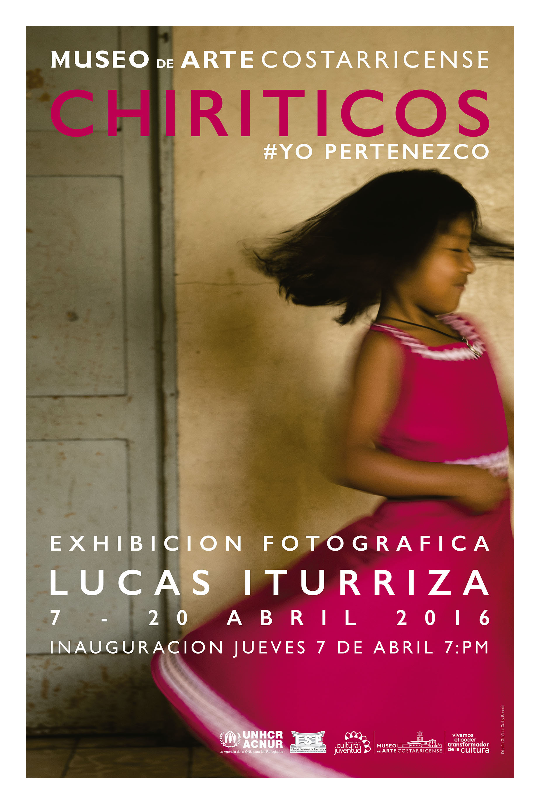 Poster Chiriticos girl.indd